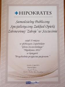 Hipokrates dyplom